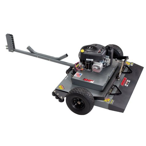 """Swisher 11.5 HP 44"""" Electric Start Finish Cut Trail Mower - Powered by Briggs & Stratton"""