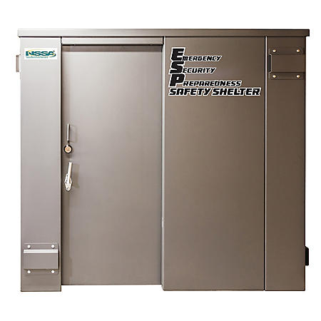Swisher ESP Wheelchair Accessible Safety Shelter