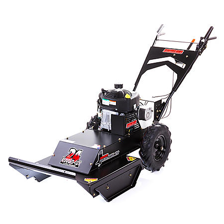 Swisher 11.5HP 24 in. Briggs & Stratton Walk Behind Rough Cut