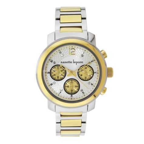 Women's Nanette Lepore Olivia Chronograph Watch