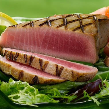 Treasures from the Sea Ahi Tuna Steaks (32 oz.)