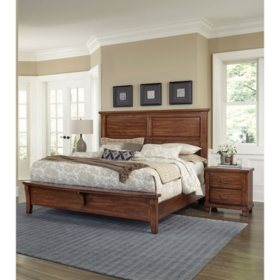 Wessex Bedroom Collection (Assorted Sizes)
