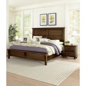 Mercer Bedroom Collection (Assorted Sizes)