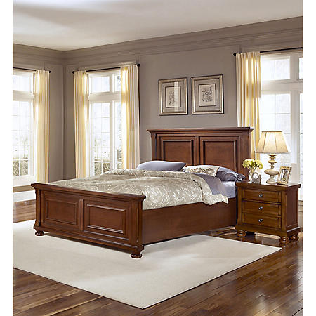 Rowan Mansion Bedroom Set (Assorted Sizes)