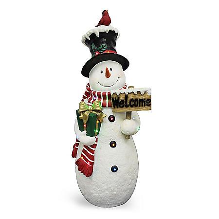 "National Tree Co. Pre-Lit 28"" Snowman"