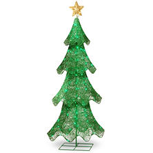 "National Tree Co. 60"" Christmas Tree Outdoor Decoration"
