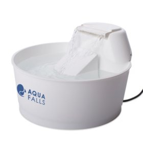 Aqua Falls Pet Fountain