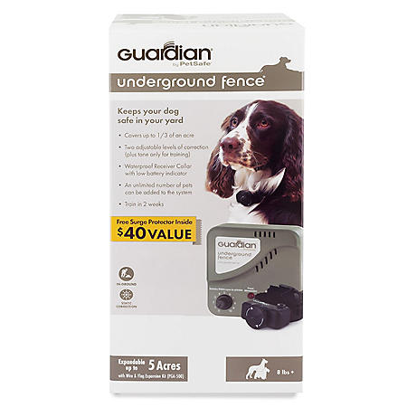 Guardian by PetSafe Underground Fence System