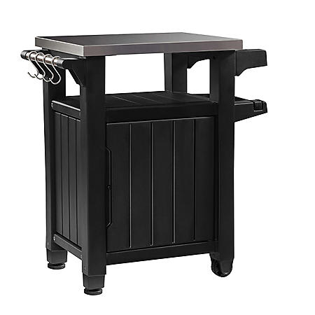 Keter Unity Outdoor Entertainment Storage Station