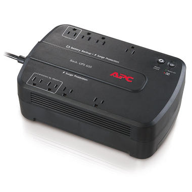 APC BN600MC Battery Backup with Surge Protection