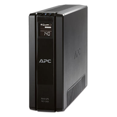 APC Battery Back-UPS, 1350VA (BN1350G)