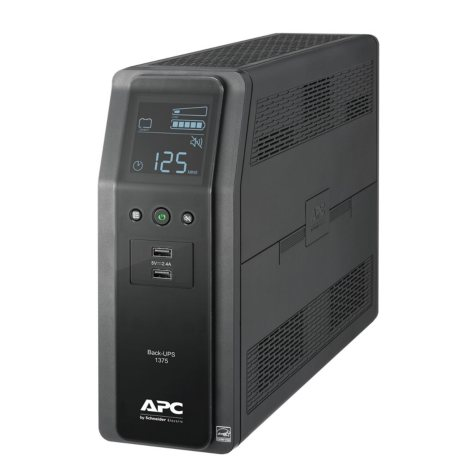 APC Back-UPS Pro Tower 1375VA 10 Outlet 2 USB