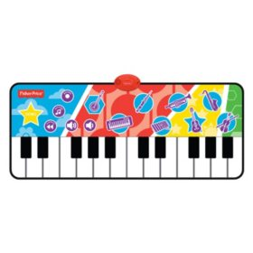 Fisher-Price Giant Piano Music Mat