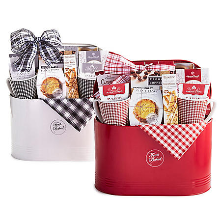 Fresh Baked Basket, Various Colors