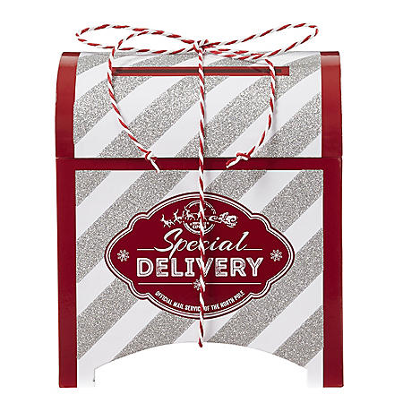 Express Delivery Mailbox Gift Box