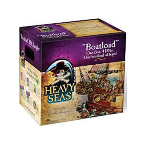 Heavy Seas Boatload (12 fl. oz. bottle, 12 pk.)