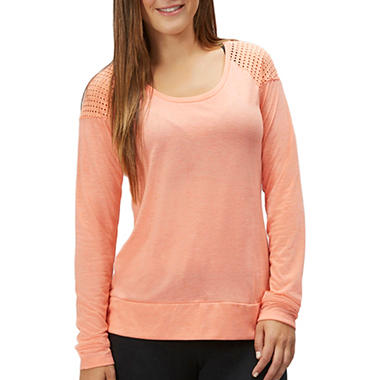 Bally Total Fitness Long Sleeve Tee (Assorted Colors)