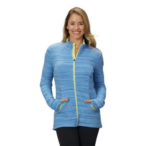 Ladies' Aspen Fleece Jacket (Assorted Colors)