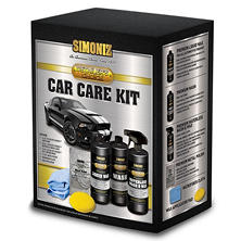 Simoniz Detailer's Choice Kit