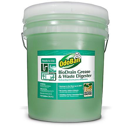 OdoBan BioDrain Grease and Waste Digester (5 gal. pail)