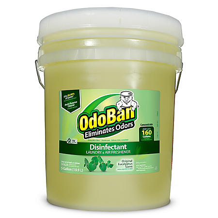 OdoBan Odor Eliminator & Disinfectant Concentrate, Choose Your Scent ( 5 gal.)