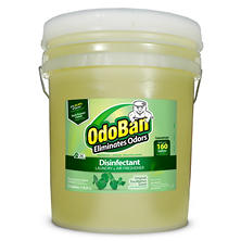 OdoBan Odor Eliminator & Disinfectant Concentrate, Original Eucalyptus Scent ( 5 gal.)