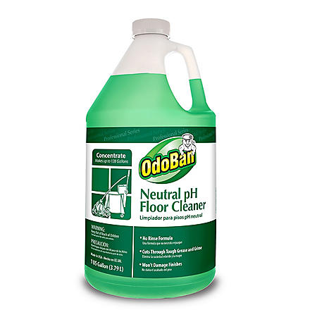 OdoBan Earth Choice Neutral pH Floor Cleaner - 1 gal.