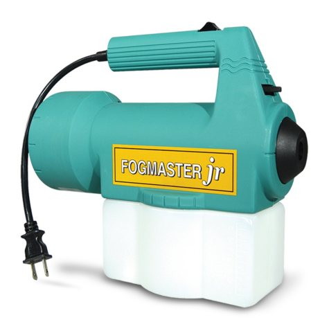 OdoBan Commercial Fogmaster Jr.