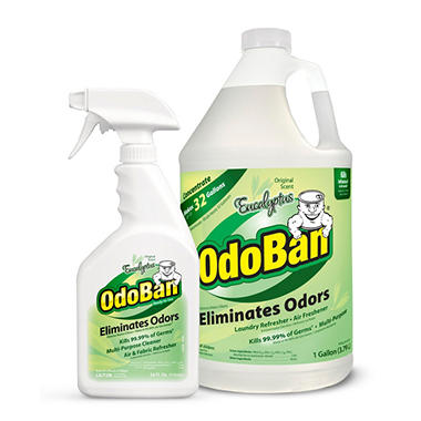 OdoBan Cleaner