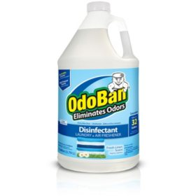 OdoBan Odor Eliminator and Disinfectant Concentrate, Fresh Linen (1 gal.)