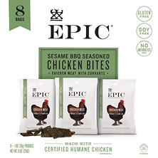 Epic Sesame BBQ Seasoned Chicken Bites (8 pk.)