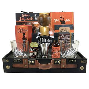 vintage tavern whiskey gift set sam 39 s club. Black Bedroom Furniture Sets. Home Design Ideas