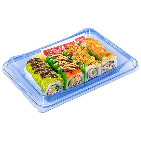 FujiSan Sushi Combo Party Platter (20 pcs.)