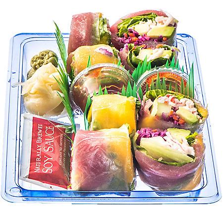 FujiSan Tuna Superfood Spring Roll (8 pcs.)