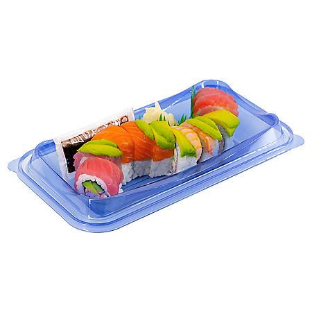 FujiSan Rainbow Roll (10 pcs.)