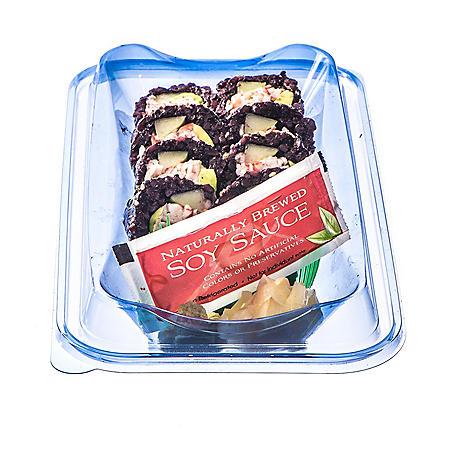 FujiSan Forbidden California Sushi Roll (9 pieces)
