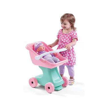 Step 2 Little Helper's Doll Stroller