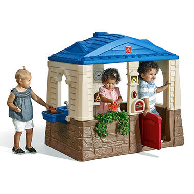 Neat U0026 Tidy Cottage Childrenu0027s Playhouse