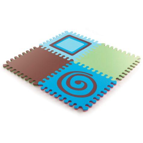 Designer Playmats - 4 pk.