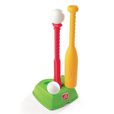 2-in-1 T-Ball and Golf Set
