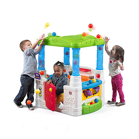 Wonderball Fun House
