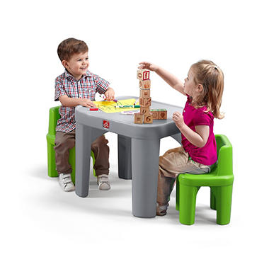 Mighty My Size Table & Chairs Set