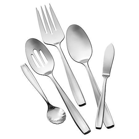 Hampton Forge Signature 65-Piece Flatware Set (Assorted Styles)