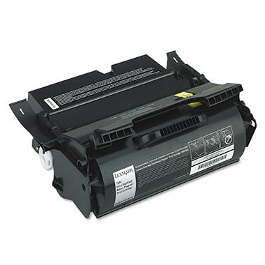 Lexmark 64415XA Extra High-Yield Toner Cartridge, Black (32,000 Yield)