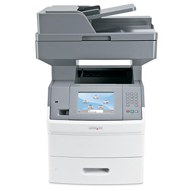 Lexmark X652DE Multifunction Laser Printer