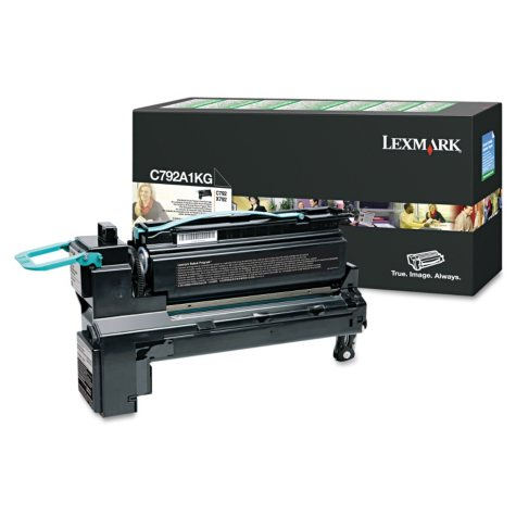 Lexmark C792 Toner Cartridge, Select Color/Type