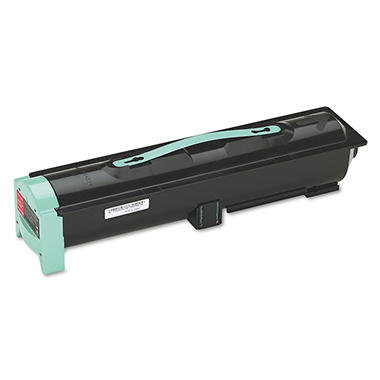 Lexmark W840 Series Toner Cartridge, Black (6,000 Yield)