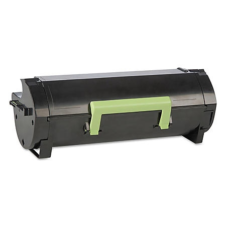 Lexmark 601 Toner Cartridge, Black, Select Type