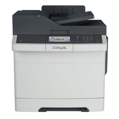 Lexmark CX417de Multifunction Color Laser Printer
