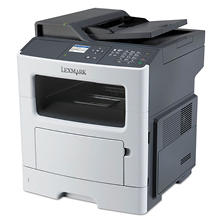 Lexmark MX317dn Monochrome Multifunction Laser Printer